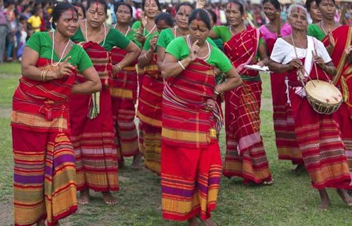 Assam Population