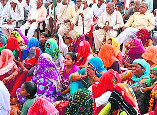 Haryana Population