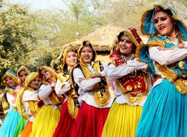 Haryana Traditional Dress for Women