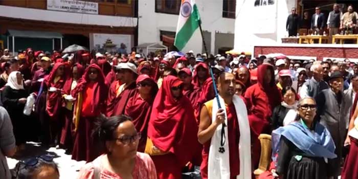 Ladakh Population Celebrations