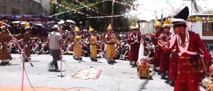 Ladakh People UT Celebrations