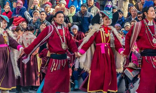 Ladakh Population