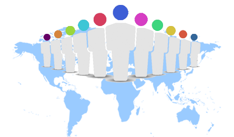 Total Population Of World >> 2019 World Population Milestones Clock Fertility Rate